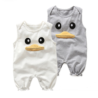High Quality Clothing Summer Cotton Baby Romper Newborn Baby Clothes