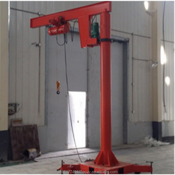 Small Portable Lift Crane With Electric Hoist - Buy Small Lift Crane,Small  Portable Crane,Small Electric Crane Product on Alibaba com