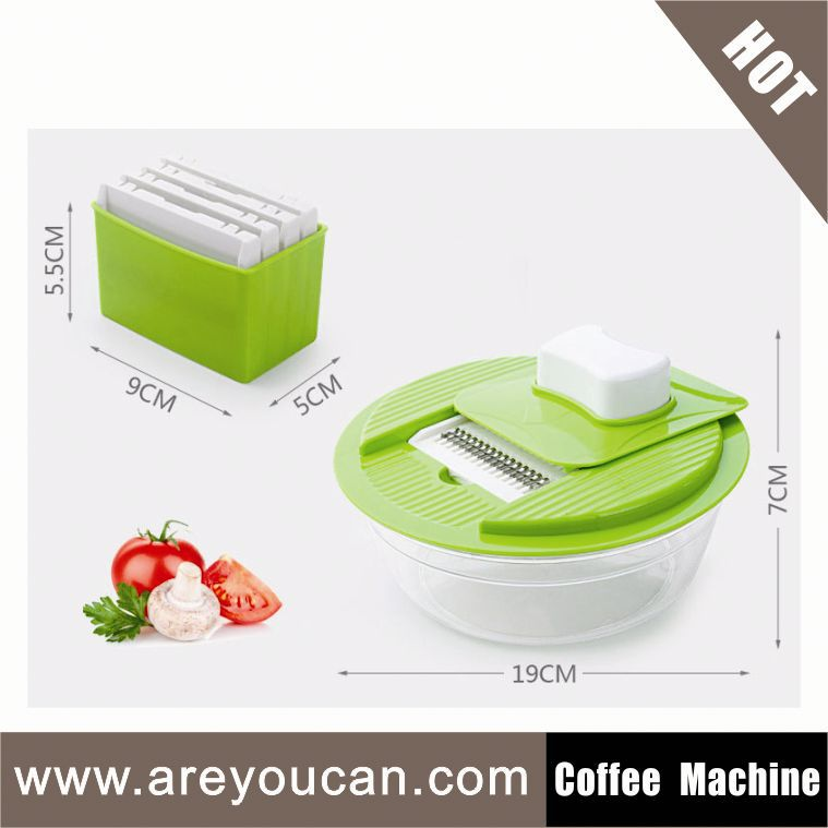 Hot sale Home Multi-Function Vegetable Manual Handy Slicer