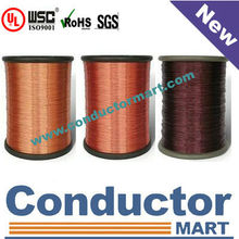 Class220 polyesterimide insulation material for oil-immersed transformer magnet wire