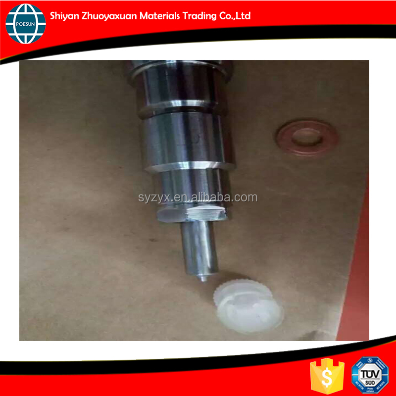 Common rail inyector de combustible/inyector poe 0445120292