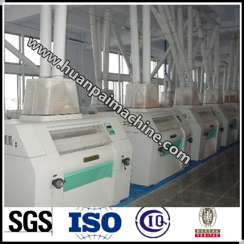 wheat/maize/corn flour mill machinery
