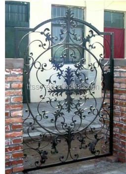Door Iron Gate Design Used Wrought Gates Product On Alibaba