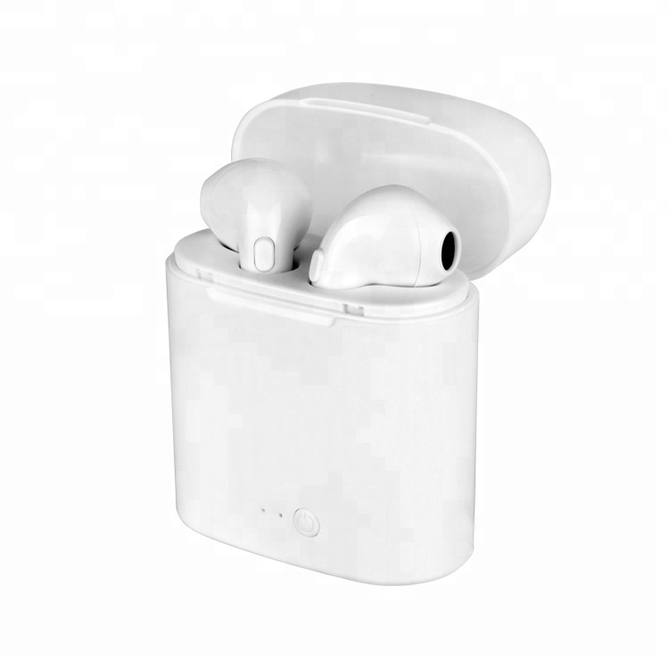 i7S <strong>Bluetooth</strong> earphone <strong>bluetooth</strong> 4.2 Version mini Wireless TWS earbuds with Charging case