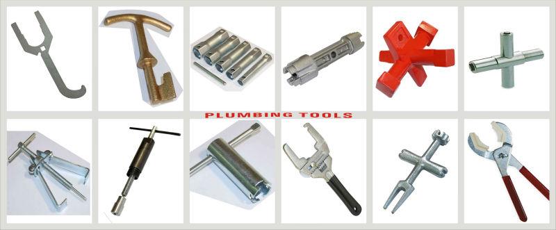ادوات السباكة