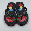 2018 hot sell flip flop lady eva flip-flop shower slippers