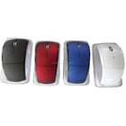 2.4GHZ wireless mouse ARC model foldable