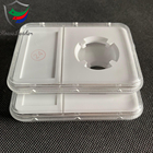 NGC BCW PCGS Style Wholesale Plastic Transparent Acrylic Rectangular Squeeze Coin Slab Storage Boxes Capsules Holder