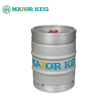 Whiskey Barrel AISI 304 Stainless Steel Europe Beer Keg 30l 50l 100l