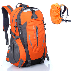 Wholesale sports waterproof hiking backpack for hiking and traveling
