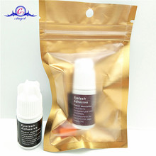 Wholesale Korea Strong Eyelash Glue / Adhesive For Eyelash Extension With Private Label