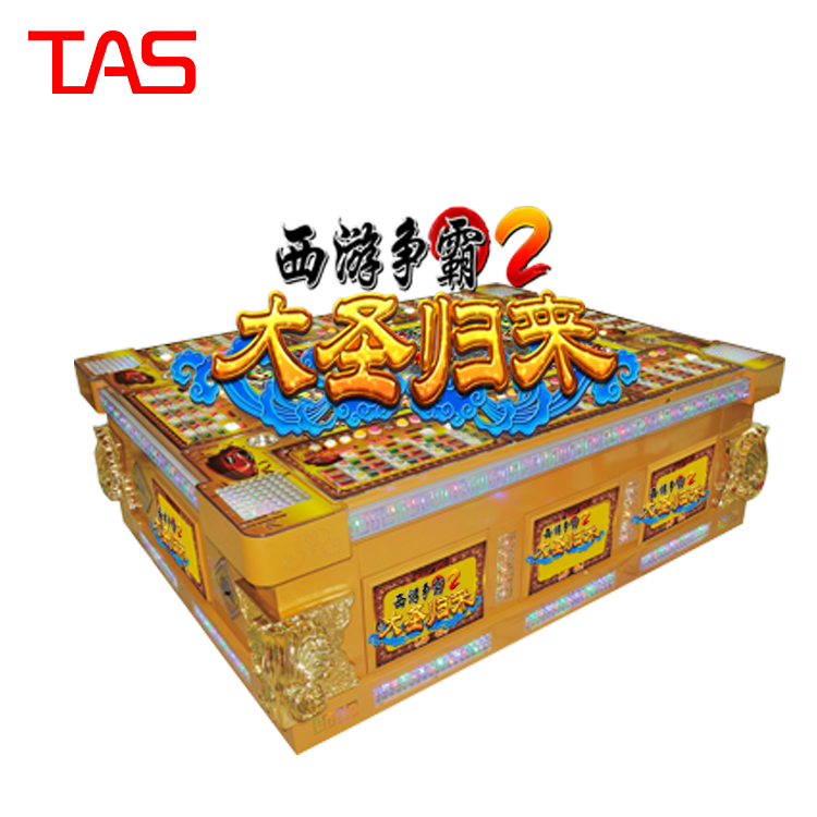 Coin Operated Gambling Machine Bet Game in High Demand