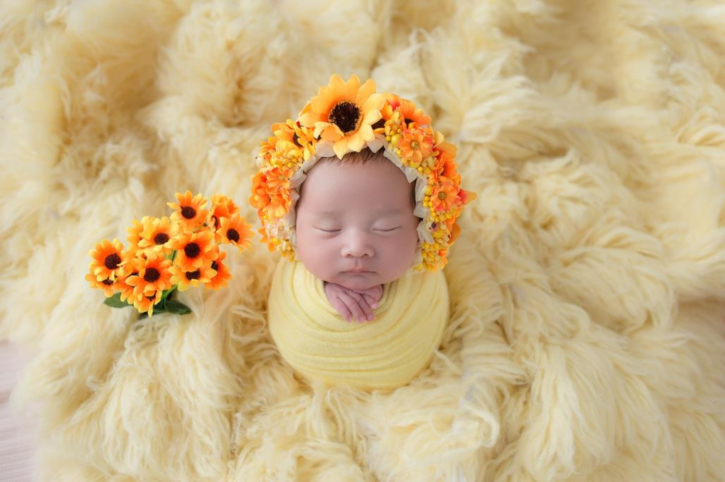 e887f104e Floral Baby Bonnet Newborn Girl Hat Baby Photography Props Sitter Props  Vintage Baby Flower Girl Bonnet Hat - Buy Floral Baby Bonnet,Newborn Girl  ...