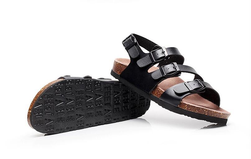 9861dc443 High Quality Upper Cork Material New Design Men Islander Sandals ...
