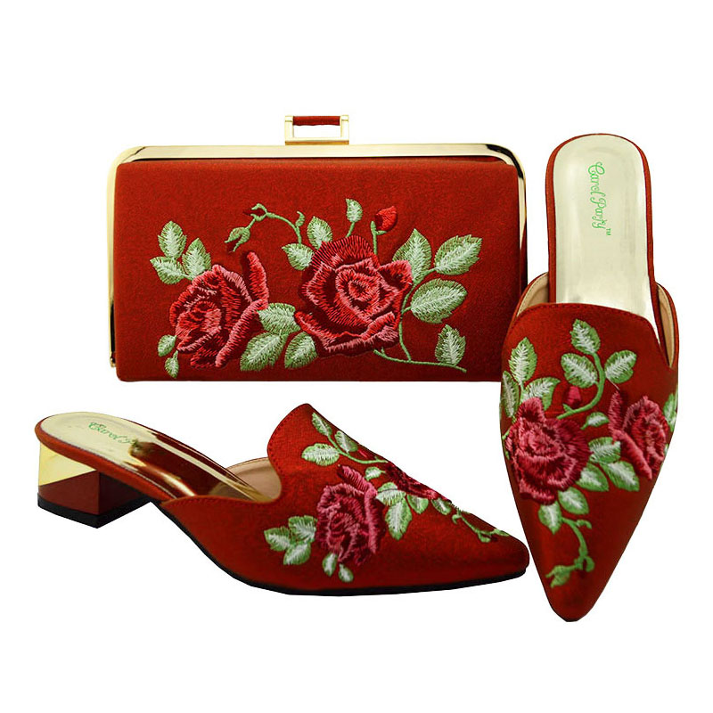 matching set Wedding shoes lady shoes set and bag party Italian to style bag beautiful wTPIqnwW6U