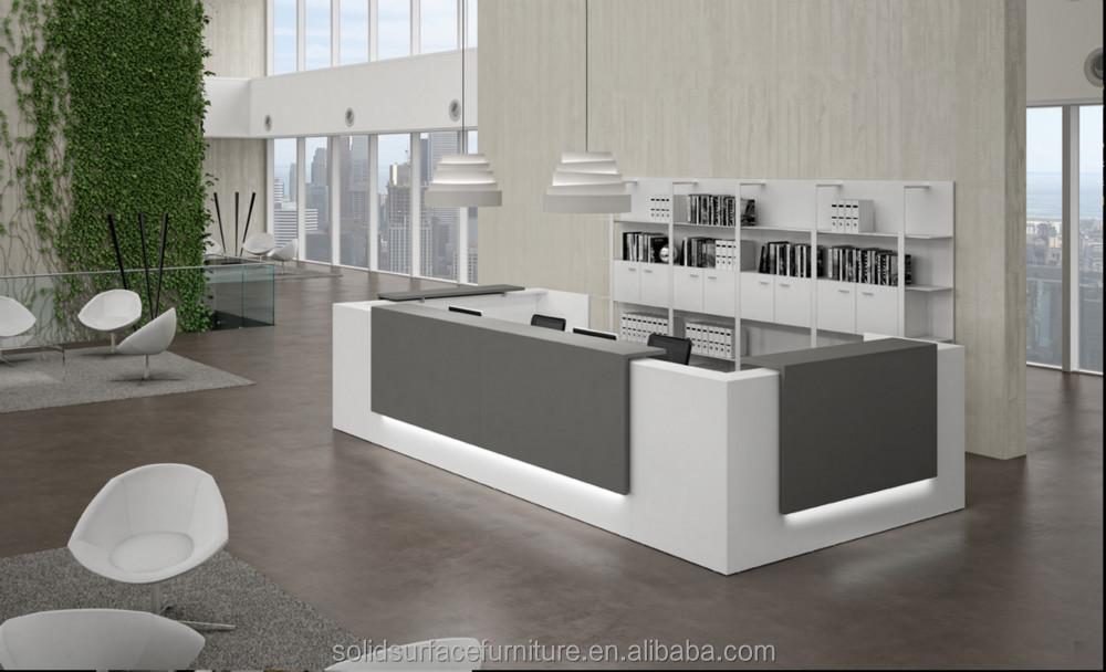 Tw Modern Distinctive Shop Counter Table Design