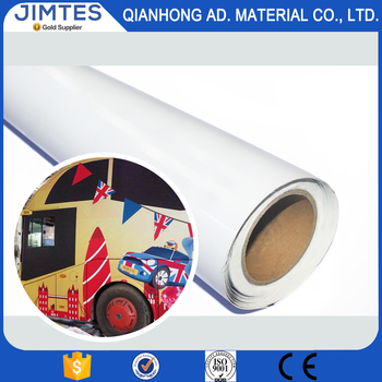 image about Printable Vinyl Wrap called Automobile Sticker / Inkjet Printing Vinyl For Auto Advert / Car or truck System Vinyl Wrap Sticker - Obtain Outside Adhesive Pvc Movie,Well known Adhesive Pvc