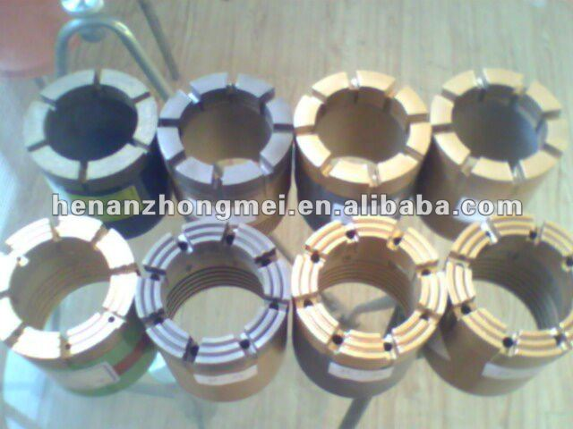 NX,AQ,BQ,NQ,NQ3,HQ,HQ3 Impregnated Diamond Core Bits