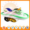 2016 hot kids boat inflatable kids water pool rider toys