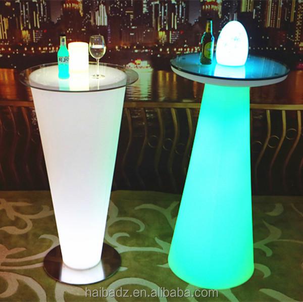 Utilizado guardería venta muebles silla LED Bar & Music control ...