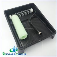 economic Paint Roller Tray Set Paint Roller Brush Set