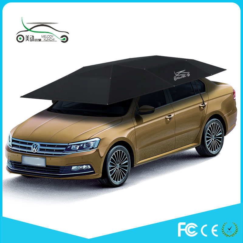 Retractable Car Sun Curtain for front window
