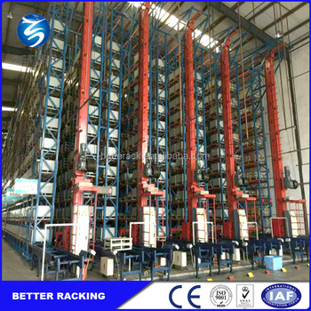 As Rs Shuttle Systems Warehouse Material Handling Solution