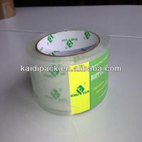 manufacturer bopp adhesive transparent paper