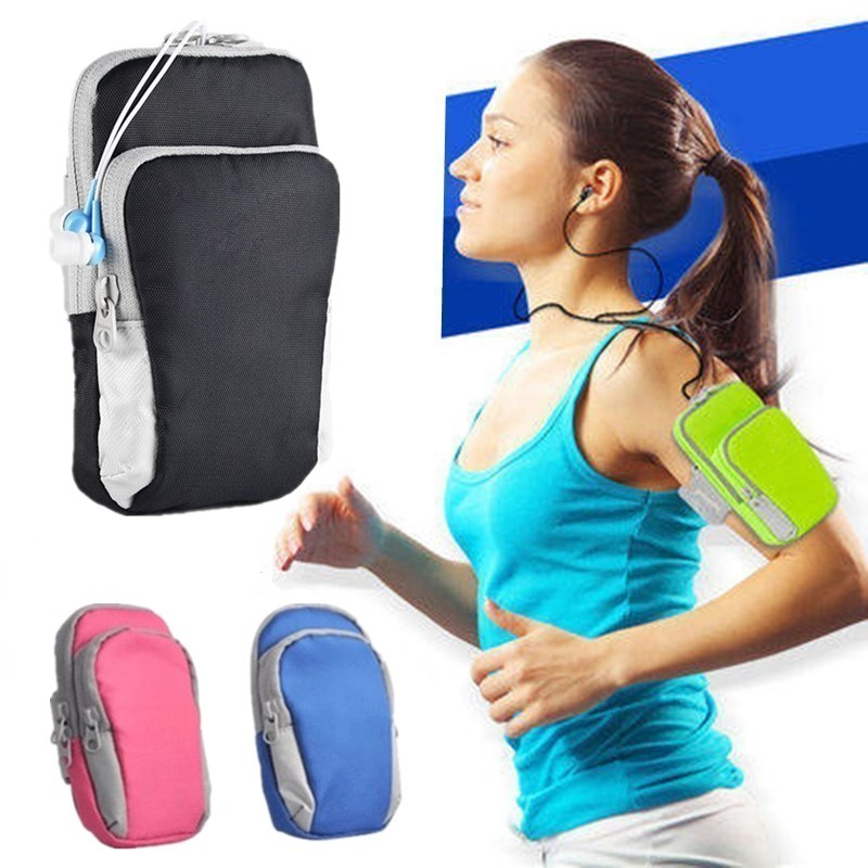 c1131ca2cf04 Universal Sports Armband Case Zippered Fitness Running Arm Band Bag Pouch  Jogging Workout Cover For Mobile Phone Smartphone - Buy Arm Band,Armband ...