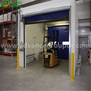 interior roll up door. Fast Acting Speed Roll Up Carwash Door / Plastic Interior