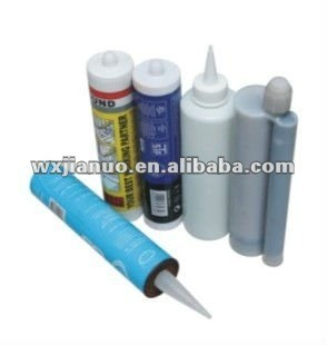 Silicone sealant filling machine, high viscosity liquid filler, plastic tube filling machine