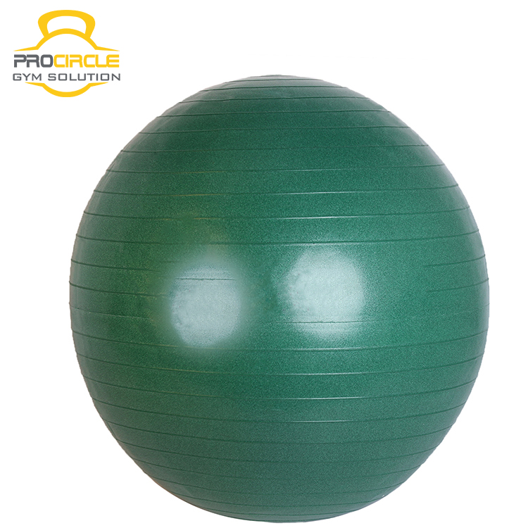 Custom Printed Balance Stability Yoga Ball