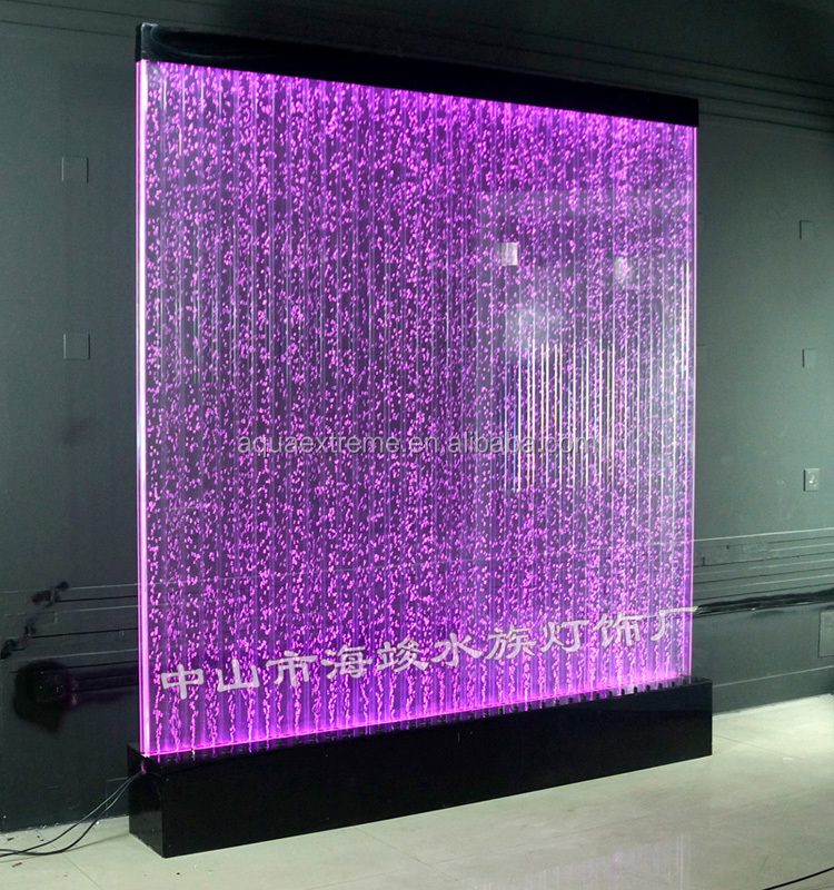 Fantastic Water Bubble Panel For Room Divider Led Chang