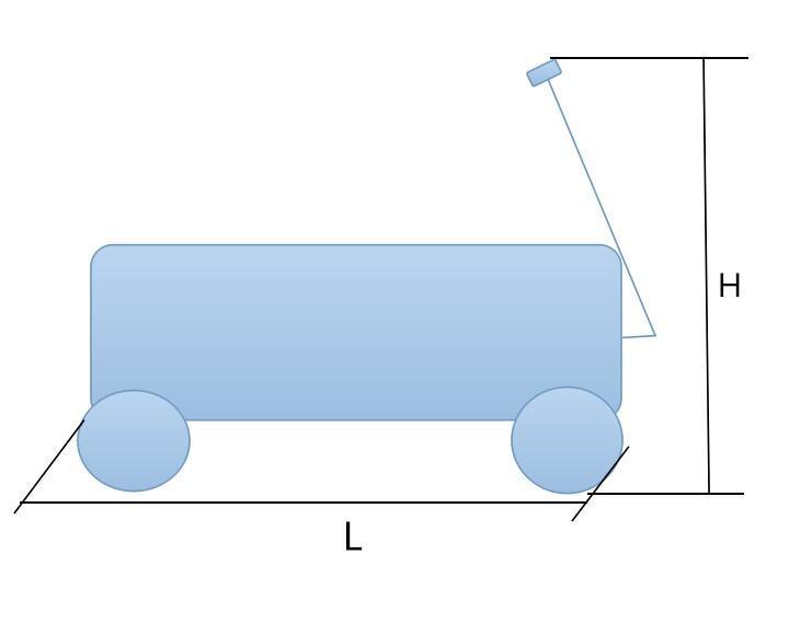 four wheel garden wagon kid tool cart TC1801-I