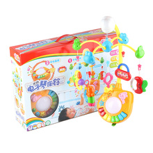 ABS material infant baby spielzeug krippe musical mobile mit CE zertifikat kunststoff baby krippe spielzeug