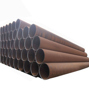 construction material 24 inch wall thick carbon steel pipe price