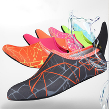 Water Sports Diving Socks Anti-slip Quick Drying Lightweight aqua barefoot shoes for beach