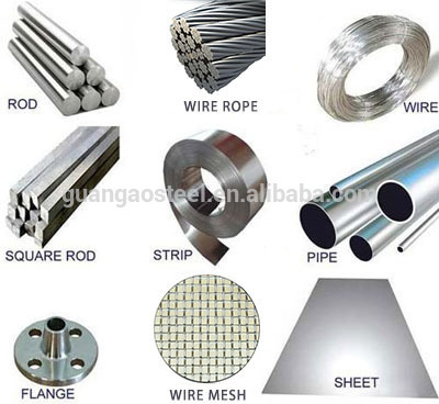 Chinese Well-reputed Supplier 0cr18ni11ti Stainless Steel ...