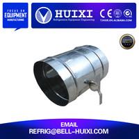 galvanized zoning air conditioner damper volume damper hvac