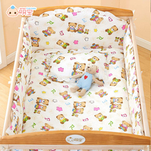 Baby bedding set crib comforter sets customized