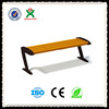 Hot sale outdoor storage bench / outdoor wood bench / outdoor garden bench for sale (QX-143C)