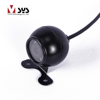 120 degrees view angle with IR night vision 7.0 inch safe monitor build in G-sensor IP68 waterproof lens
