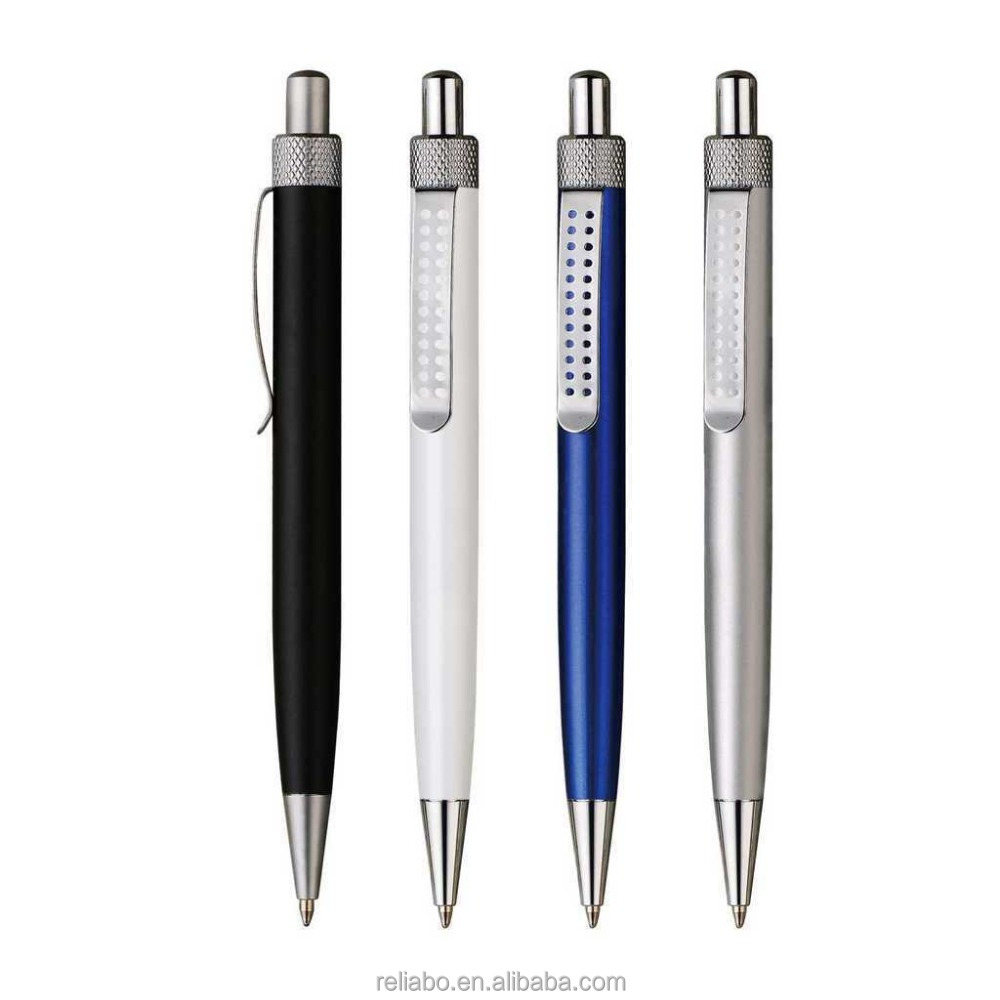 Fashion stationery metal ballpoint pen
