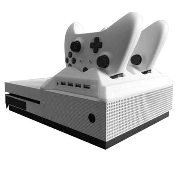 Console Cooling Fan Best For Xbox One S Controller And Charger Bundle - Buy  Best For Xbox One S Controller Charger,For Xbox One S Controller And
