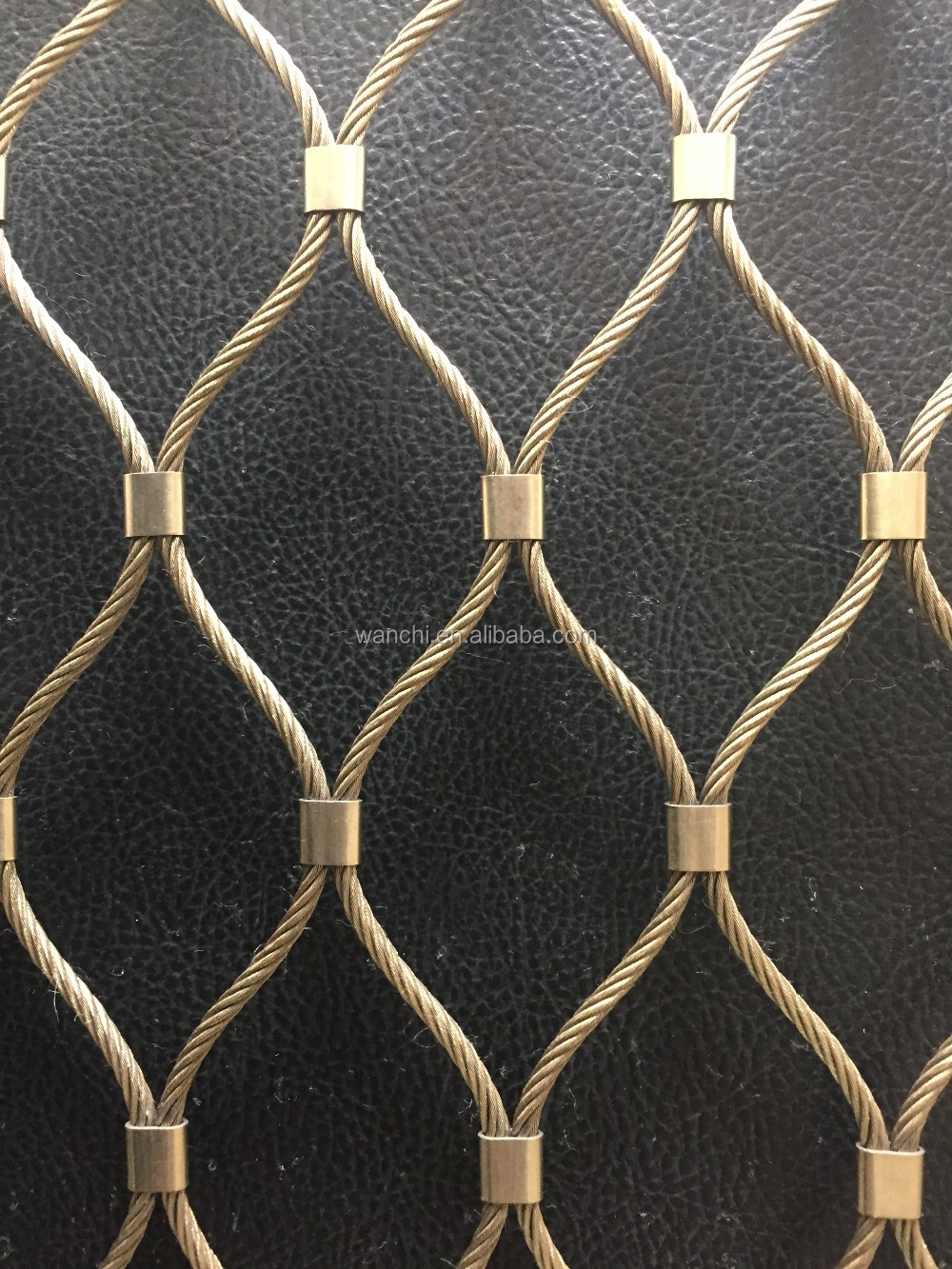 Wire Rope Lion Mesh, Wire Rope Lion Mesh Suppliers and Manufacturers ...
