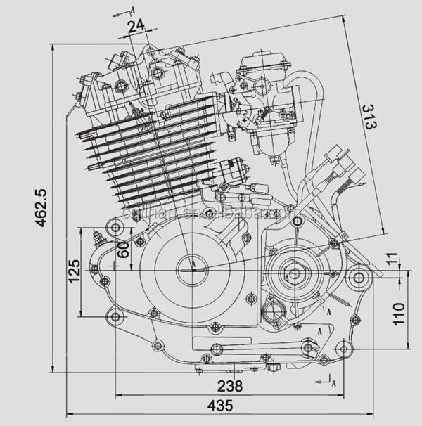loncin atv engine diagram gn300 300cc loncin atv engine with built in reverse gear - buy loncin atv engine,gn300 300cc ... #7