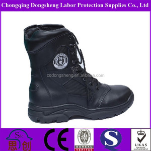 Anti corrosion DMS construction swat combat triple boots