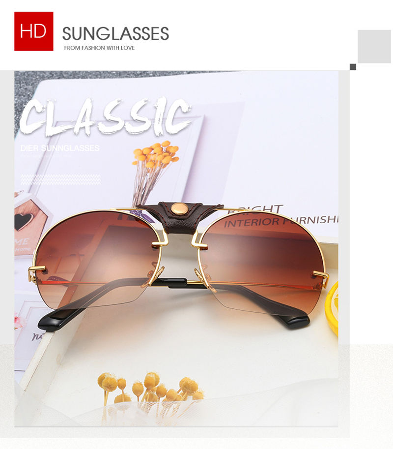 Fuqian Wholesale designer sunglasses outlet Supply-5