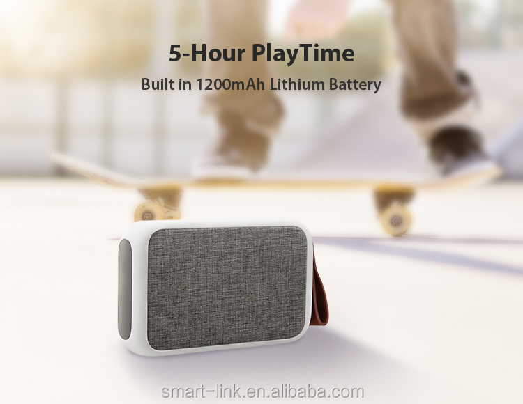 China factory price U Disk 뒷받침되어 물 proof Bluetooth 스피커