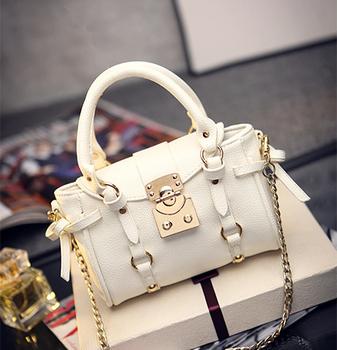e602ba51366e Small popular classic 3 colors PU leather women shoulder bags online  shopping 2016 China